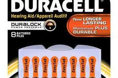 Buy Now: Duracell 1.4 Volt Zinc Air Hearing Aid Batteries Size13 -OUTDATED