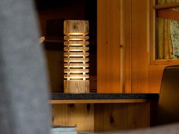 Workshop Angebot (Termine): Workshop Altholz-Lampenbau
