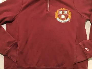Selling A Singular Item: 1/4 zip sweatshirt