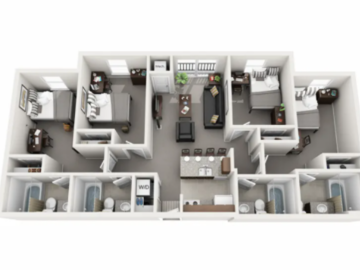 List Your Space: Courtyards Apartment Lease
