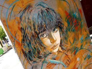 Actualité: Bientôt - retrouvez les oeuvres de  C215 à Maisons Laffitte
