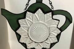 Selling with online payment: Stained Glass Sun Catchers