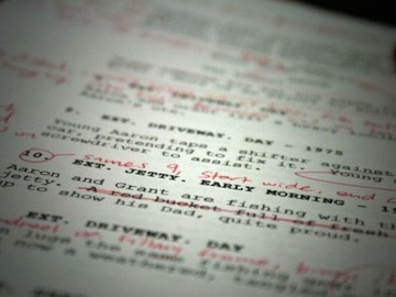 Online Payment - Group Session - Pay per Session: Screenwriting for Actors