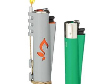 Post Now: The OG Hemp Wick Lighter ( Standard Clipper)