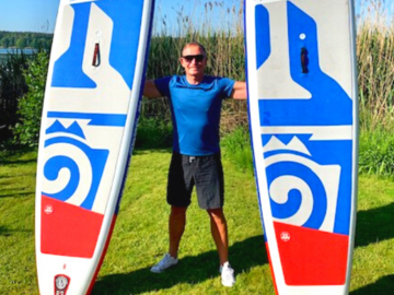 listing with online payment option (PT): SUP Personal Training in Heiligensee