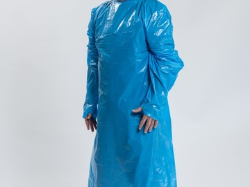 Sell your product: Isolation Gown - Made in Ohio