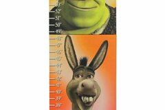 Buy Now: Grow Tall With SHREK – Child Growth Chart