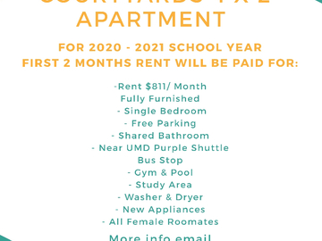List Your Space: Looking for someone to lease my Courtyards 700 suite