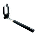 Liquidation/Wholesale Lot: Extendable Wired Remote Shutter Handheld Selfie Stick