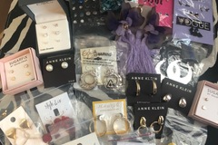 Buy Now: NWT 50 piece lot of designer jewelry/Accessories