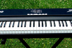 Selling with online payment: FATAR STUDIOLOGIC SL-990 88 KEY PIANO KEYBOARD Midi Out Hammer Ac