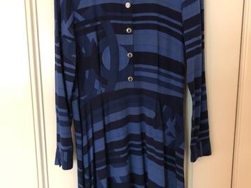 Selling: Blue Sylvester Dress Medium