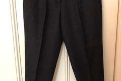 Selling: Midnight Silk Pants Medium