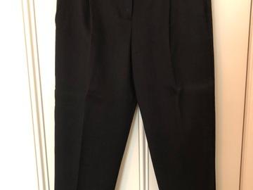 Selling: Black suit pants Medium