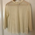 Selling: Sylvester lace top Small