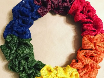 Selling with online payment: PRIDE wreath