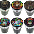 Buy Now: 66 Pcs Assorted LED Butt Buckets with Artwork, Blowout Price!