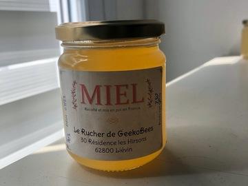Les miels : Miel de printemps clair