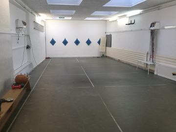 Vermiete Gym pro H: Sportraum zu vermieten