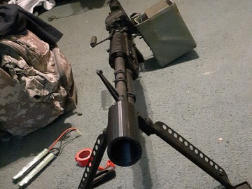 Selling: A&K M60vn