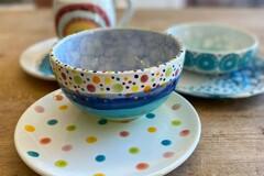 Workshop Angebot (Termine): Keramikmalen für Kinder