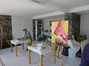 Workshop Angebot (Termine): Malwoche im Tessin/ Ascona