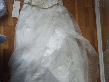 Ilmoitus: Ihana romanttinen hääpuku White Rose 46