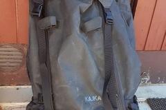 Vuokrataan (päivä): Fjällräven Kajka 75 litraa