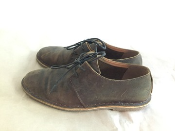 Myydään: Clarks Original Bees Wax shoes size 40 NEW