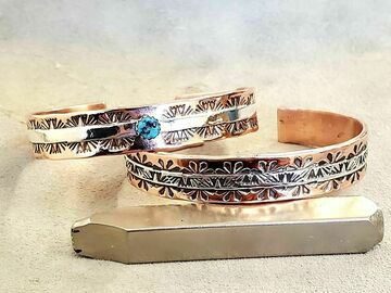 Selling: Bracelet with Silver applique- Special Price until August!