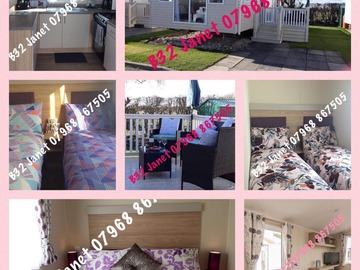 Online Bookings: Luxury, well-equipped, home-from-home, caravan on Popular Beech G