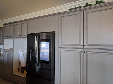Offering without online payment: Kitchen Cabinet Painting Near Santa Maria