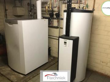 .: T-Techniek | Warmtepomp | Zonnesysteem | Airco | Condensatieketel