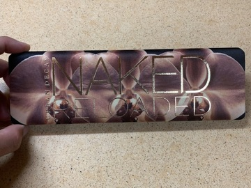 Venta: Paleta Naked Reloaded - Urban Decay