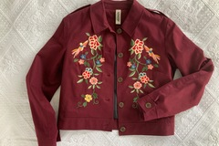 Selling: Embroidered Jacket