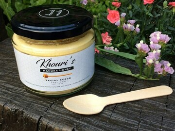 For Sale: Manuka Honey Facial Scrub