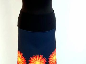 Vente au détail: Jupe trapèze motif SUNNY