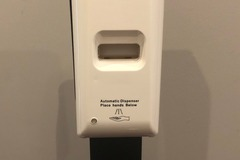 Products for Sale: Sanitizer Dispenser - Stand Mount