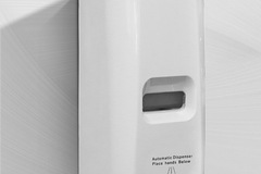 Products for Sale: Sanitizer Dispenser - Wall Mount