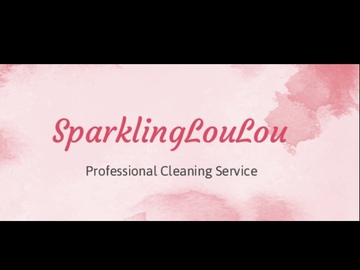Offering-Per hour service: Sparklingloulou Cleaning Services