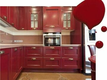 Offering without online payment: Paint Kings Kitchen Cabinet near Sheboygan