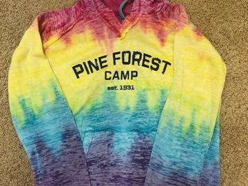 Selling A Singular Item: Long sleeve tie dye sweatshirt
