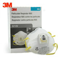 Buy Now: AUTHENTIC 3M 8210V Disposable N95 Respirator Face Masks, 1 Case