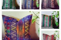 Selling with online payment: Block Printed Cushion Covers