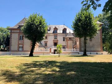 NOS JARDINS A LOUER: Domaine et son château du XVI siècle