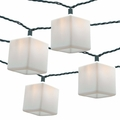 Buy Now: Light Idea – 10ct Cube String Light – (Indoor/Outdoor Use) –