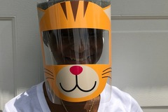 Sell your product: Face Shields for Children