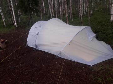 Til leie (per natt): Hellsport breheim teltta
