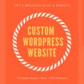 Offering online services: Custom WordPress Website
