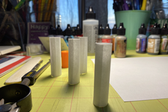 Employee Engagement & Team Building: Employee Activity: Teeny Tiny Paper Architecture